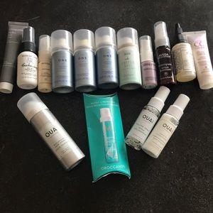 15 Pc haircare sampler bundle